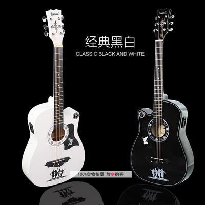 缺角木吉他