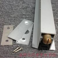Bai Mi thick aluminum door seal aluminum door bottom seal dustproof windproof super soundproof