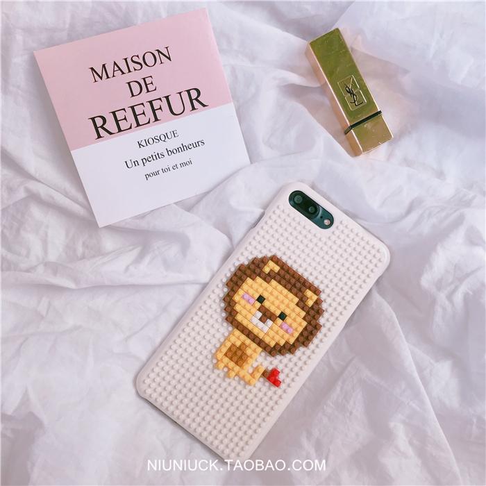 小狮子手机壳