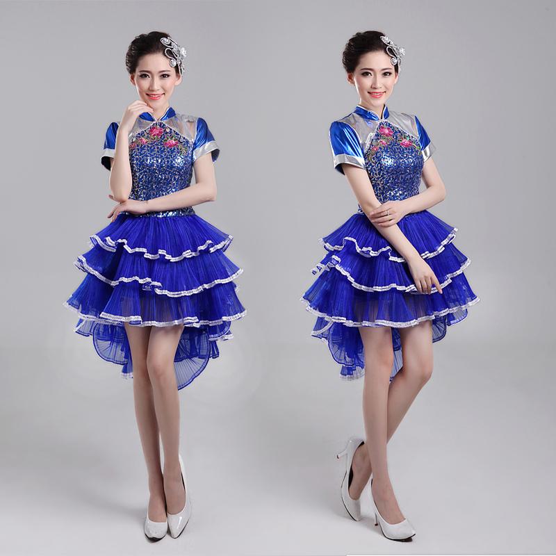 春季时尚舞蹈服