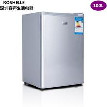 迷你小冰箱60/100L单门家用冷藏冷冻小型118L双门宿舍车载电冰箱