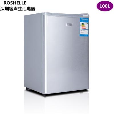 迷你小冰箱60/100L单门家用冷藏冷冻小型118L双门宿舍车载电冰箱新款推荐