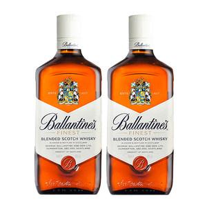 百龄坛苏格兰特醇威士忌500ml*2英国原装进口洋酒组合套装