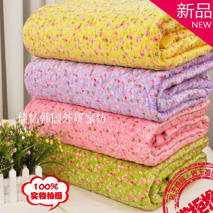 绒毯正品床单保暖