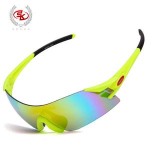 SK/搜克骑行服 骑行眼镜 自行车眼镜 运动眼镜 骑行装备 防风镜