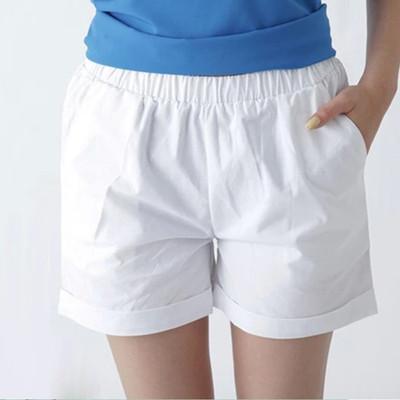 夏天加大码女装休闲宽松短裤女夏胖MM显瘦女士运动沙滩裤韩版潮