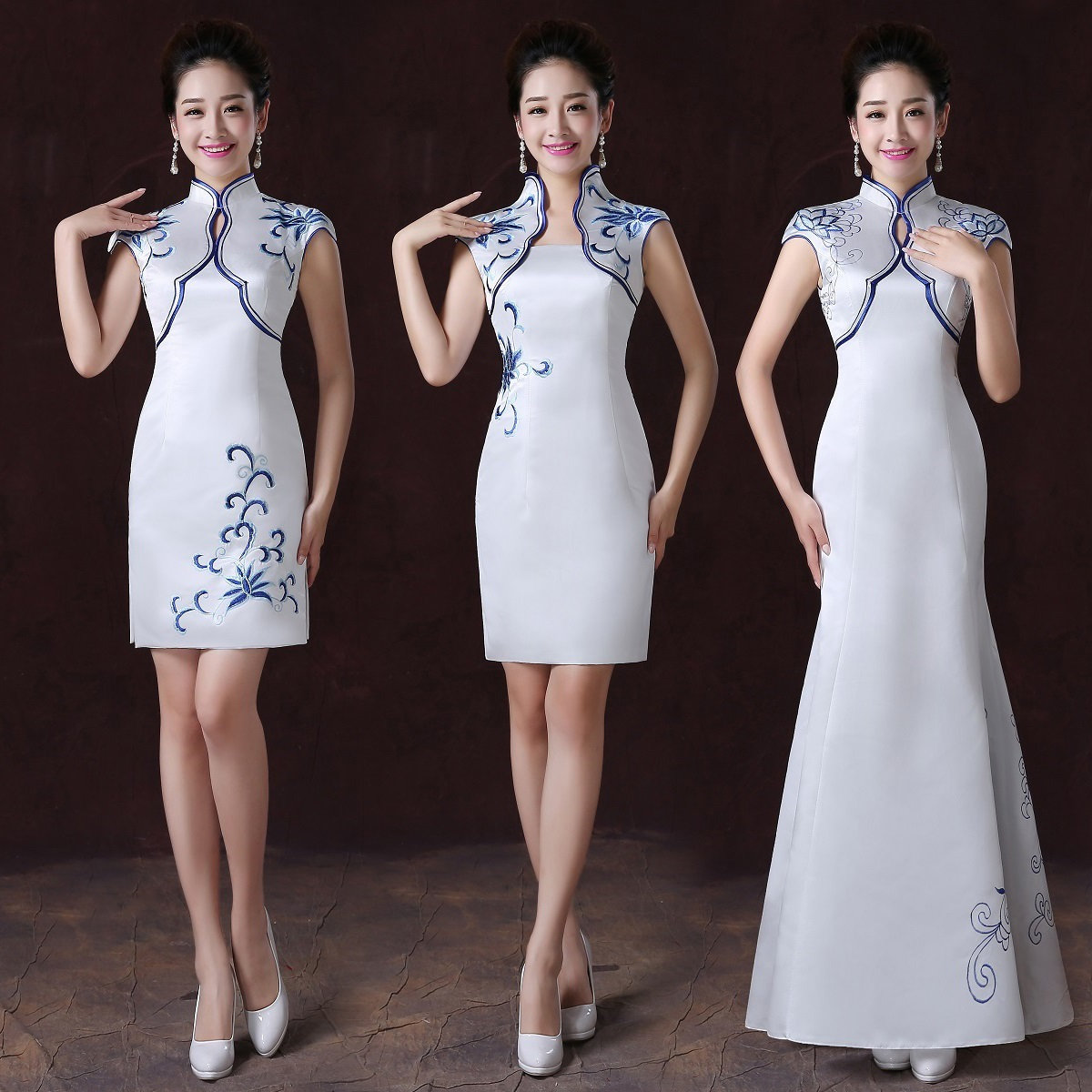 苏雅琪ML-251旗袍