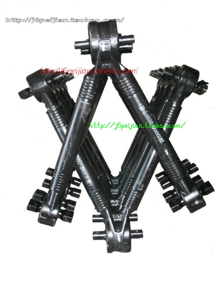 解放j6拉臂套/解放J6反作用杆总成/解放J6三角拉臂,J6扭力胶芯