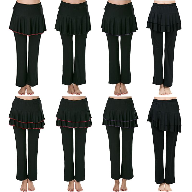 广场舞裙裤