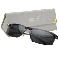 太阳镜 男士偏光眼镜 墨镜 开车防晒个性潮人 司机驾驶眼镜