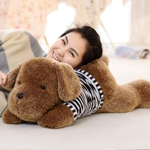 Puppy Puppy Toy Puppy Teddy Dog Big Bed Doll Doll Doll Sleeping Pillow Lovely Girl