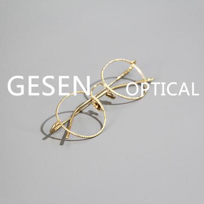 近视眼镜 钻石切割