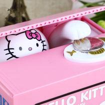 韩国创意儿童防摔储蓄罐大人存钱罐只进不出卡通储钱罐女孩密码箱