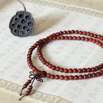 包邮10nn8MM颗手链佛珠念珠念佛108天然红玛瑙佛佛明引佛教用品