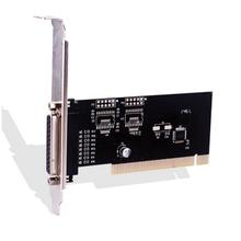 lpt打印卡25孔打印卡 PCI转并口卡 PCI并口扩展卡电脑PCI转打印机