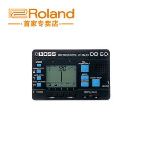 罗兰ROLAND BOSS DB-60 DB60鼓手吉他钢琴电子节拍器 鼓机 调音器