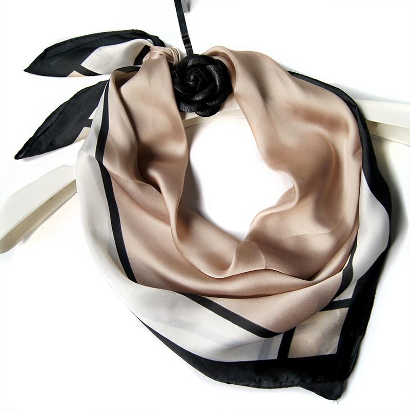 韓國新款絲巾