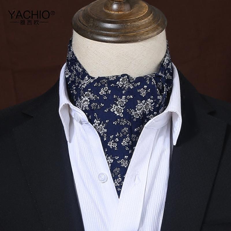 男士商务丝巾