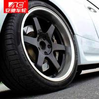16寸改装AC安驰轮毂适用于飞度轮圈凯美瑞经典轩逸瑞纳马自达6
