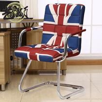 艺颂皮餐椅电脑凳子书桌家用餐桌靠背凳子宿舍椅子简约靠背麻将椅