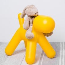 饰摆件新款 儿童摄影道具凳影楼拍照创意卡通小狗椅宝宝拍摄装 新品