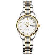 正品手表冠琴男表全自动机械表女士瑞士手表超薄简约名匠情侣表
