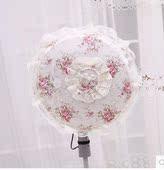 布艺全包落地式电风扇罩子防尘罩圆形风扇套台式电扇罩风扇遮尘罩