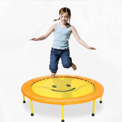 蹦蹦床 成人家用健身蹦床 儿童折叠跳跳床 室内娱乐增高弹簧蹦床2018新款