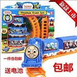 Children's toys, Thomas, small locomotive set, electric train, rail cars, racing track, boys, toy cars, children's toys, small locomotive set, Thomas, electric, electric music track, car toys Children's toys, Thomas, small locomotive, set, electric train, rail cars, car track, small boys, toys, Thomas, electric