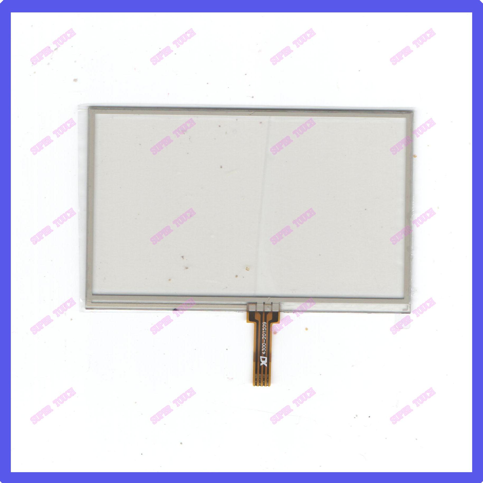 小4.3寸 通用 触摸 外屏  手写屏  四线电阻屏  103*63