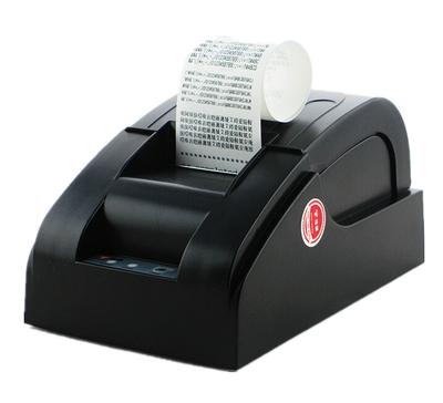 浩顺HS-58903热敏打印机 小票据打印机 条码小票机 58热敏 USB口旗舰店官网