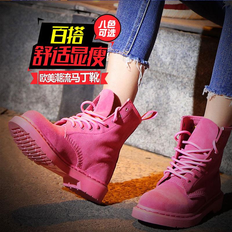 春秋秋款女靴