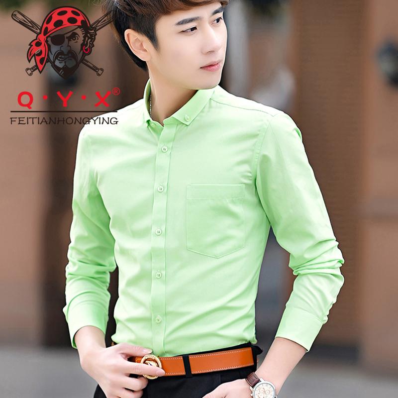 双层韩版白衬衫