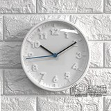 Stora silent wall clock with a diameter of 20cm is available from ikea in China