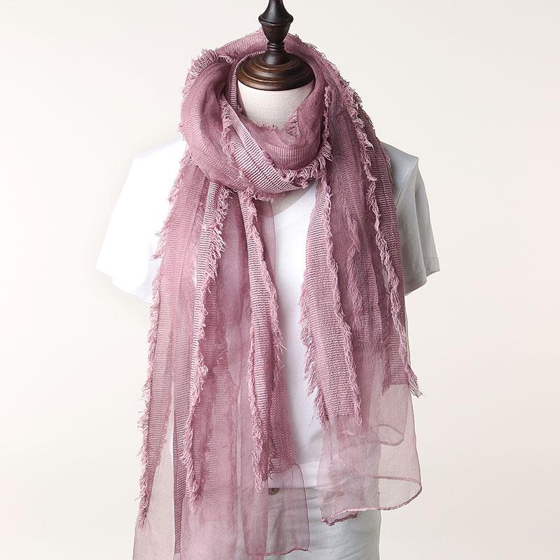 韩国单围巾