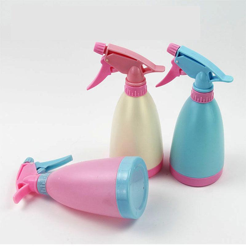 老花农 手扳式喷雾器 园艺工具浇花壶浇水壶 糖果色小喷壶喷雾壶