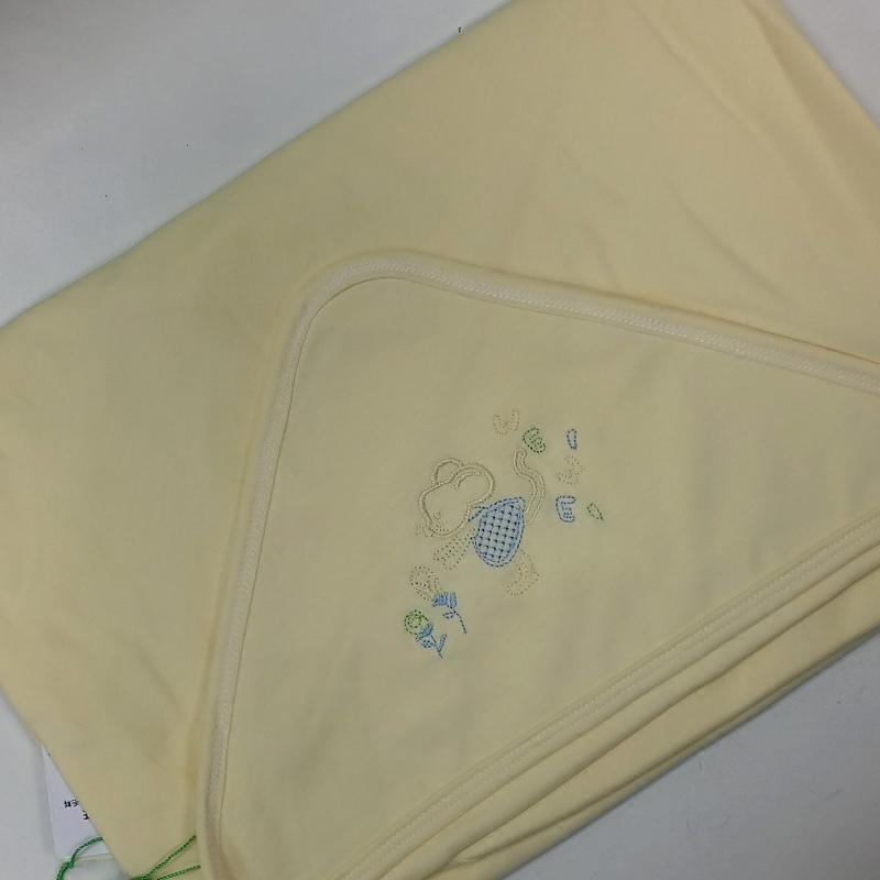 威威婴儿纯棉夏季薄款包被初生婴儿宝宝用品抱被子双层襁褓包巾