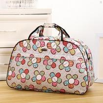 新款旅行包手提韩版行李包袋大容量男女短途旅行袋健身旅游包邮