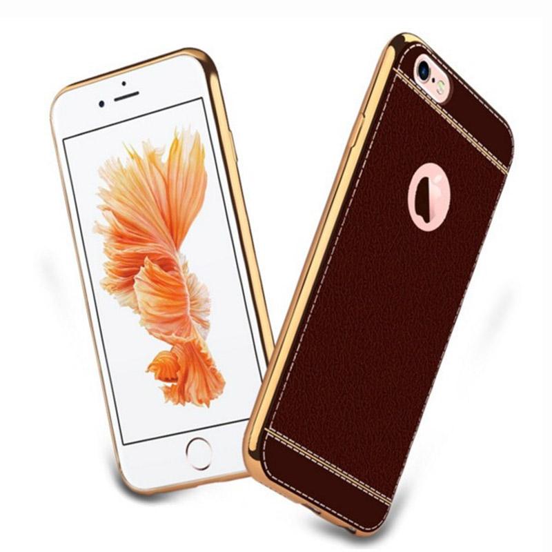 苹果5s手机皮套边框