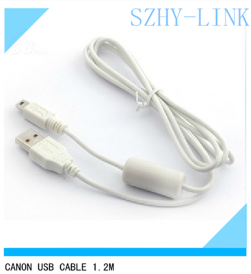 SZHY-LINK 佳能相机线佳能数码相机数据线CANON USB CABLE相机线