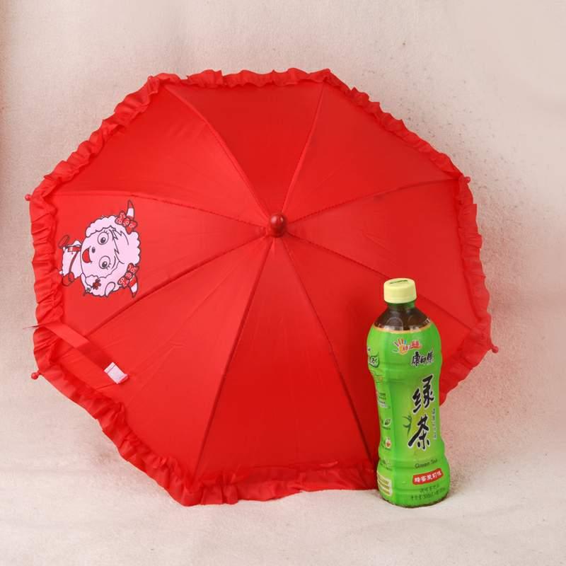 卡通图案雨伞