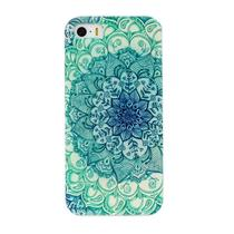 2016 New Floral Pattern Silicone Soft TPU Case Cover Back Fo