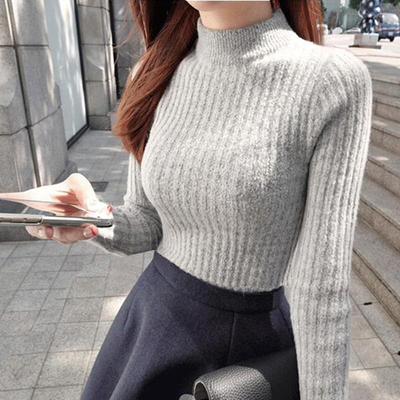 保暖打底加厚衫