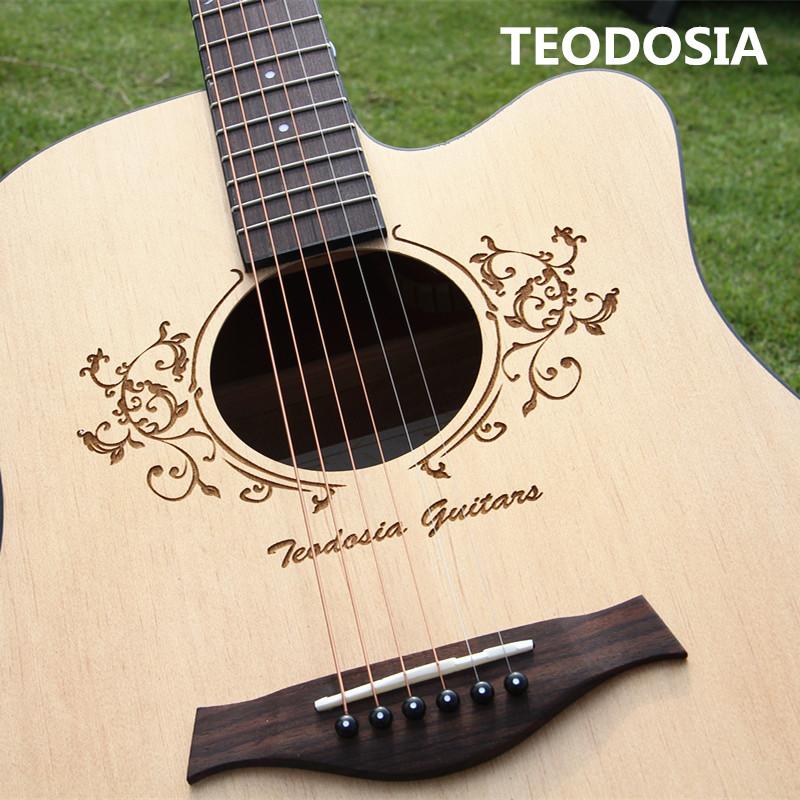 面单吉他41寸