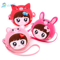 Girls bag Princess fashion single shoulder Messenger bag beauty explosion little girl cute baby bag children bag tide