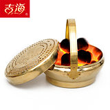 Traditional wedding supplies copper stove wedding copper fire rush wedding fire fire fire fire fire fire furnace stove stove stove with dowry dowry