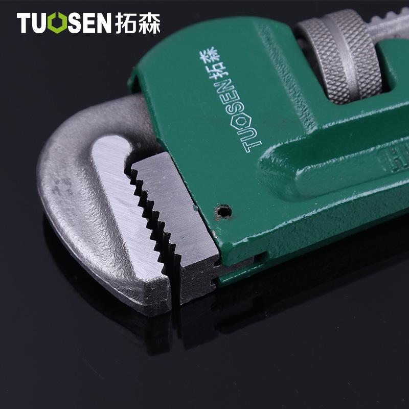 包邮美式重型管钳子水管钳多功能管子钳12/18/24/36/48寸万能扳手