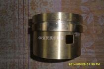 坠琴配件坠琴铜桶纯铜制作直径10.5公分宽度7公分