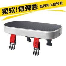 大防水全套装备超软屁股加厚车小孩加大舒适座垫电动自行车后座垫