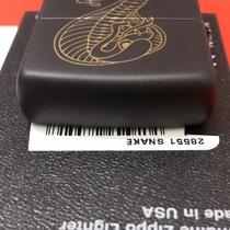 【双11预售】zippo正品旗舰店原装打火机戴眼镜的猫海外直邮29619